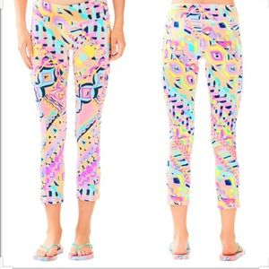 Lilly Pulitzer Luxletic Cropped Legging